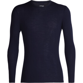 Icebreaker 175 Everyday LS Crew Top Men midnight navy